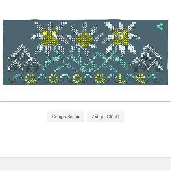 Google Doodle Design